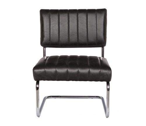 astra-loungefauteuil-vintage-zwart-woood-zwart