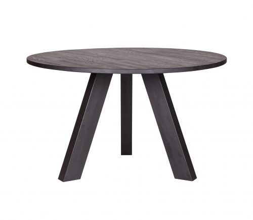 rhonda-eiken-eettafel-blacknight-o-130-cm-woood-blacknight