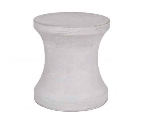 bijzettafel-kruk-stone-diabolo-o-32-lichtgrijs-woood-lichtgrijs