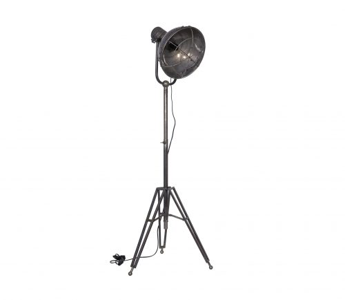 vintage-staande-vloerlamp-spotlight-grijs-bepurehome-metaal
